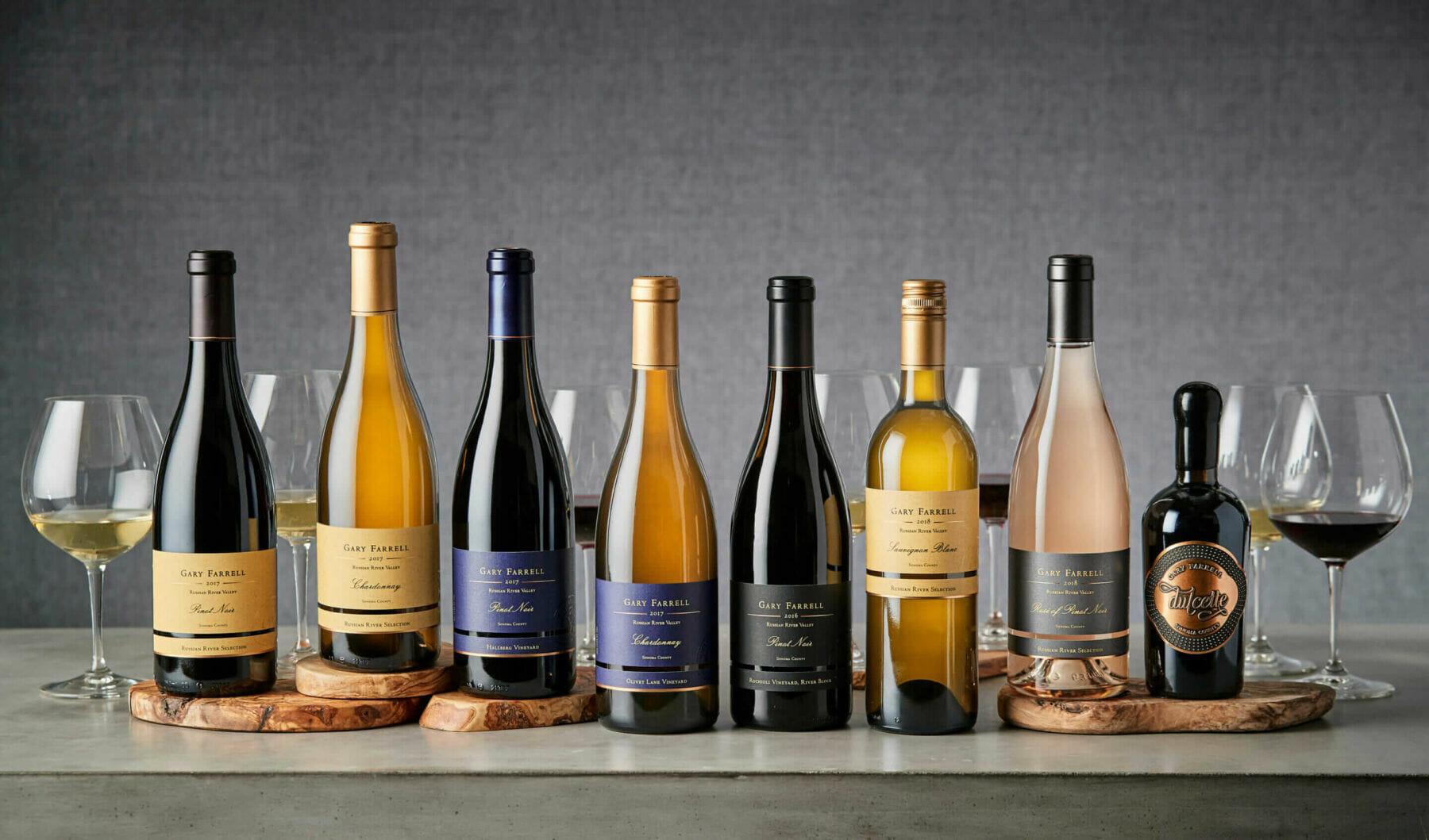 Gary Farrell Family of Wines
